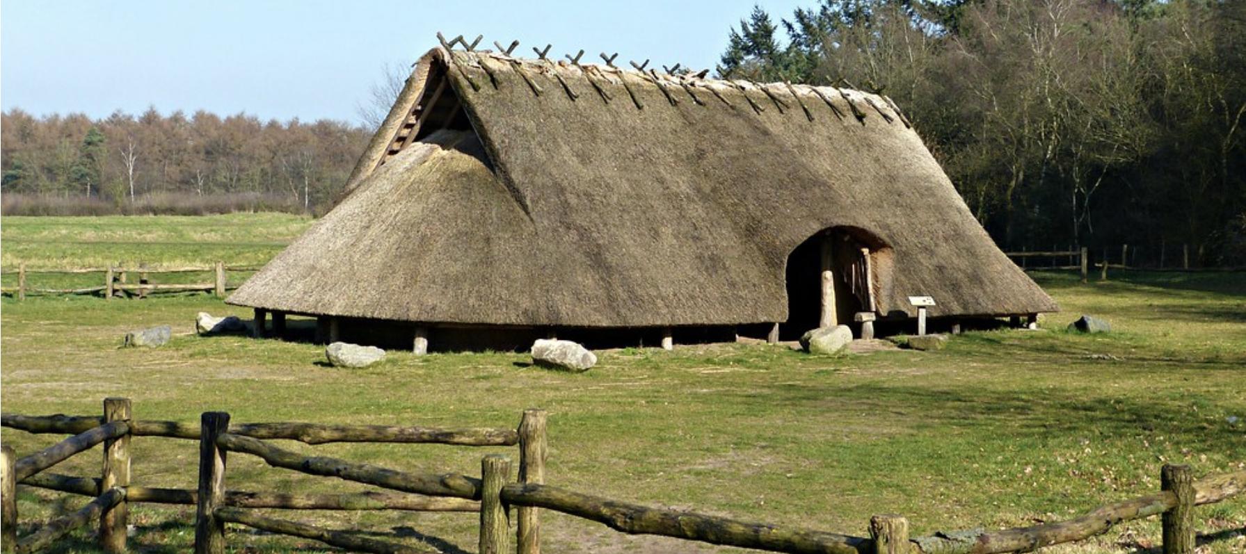 De vroegste geschiedenis en archeologie van 't Goy